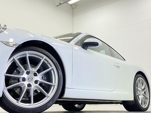 911カレラ 2015年モデル 左ハンドル ベージュ革 純正SDナビ フルセグTV バックカメラ ETC シートヒーター パドルシフト 純正19インチAW(6枚目)