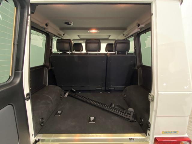 G350d ラグジュアリーパッケージ ディストロニックプラス 黒革 サンルーフ 社外ナビ フルセグTV バックカメラ ETC ハーマンカードン ブラインドスポットアシスト ディーゼルターボ ワンオーナー(9枚目)