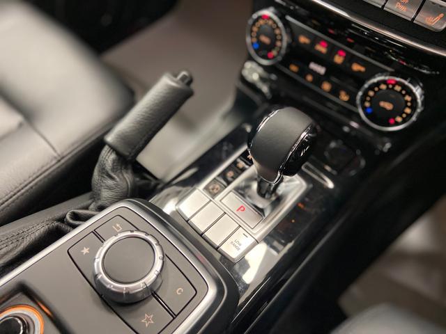 G350d ラグジュアリーパッケージ ディストロニックプラス 黒革 サンルーフ 社外ナビ フルセグTV バックカメラ ETC ハーマンカードン ブラインドスポットアシスト ディーゼルターボ ワンオーナー(18枚目)