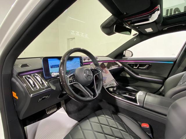 S500 4マチック AMGライン ワンオーナー AMGライン ベーシックパッケージ レザーエクスクルーシブパッケージ パノラマルーフ ブルメスター3Dサウンド ラグジュアリーヘッドレスト(前席) AMG20アルミ エアバランスPKG(8枚目)
