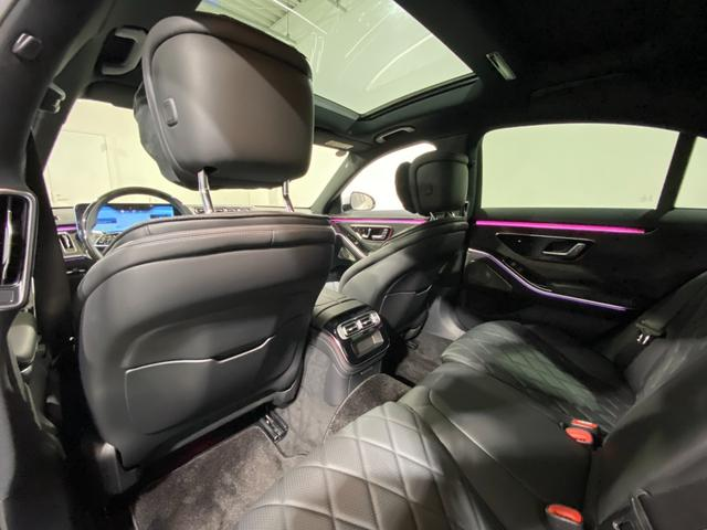 S500 4マチック AMGライン ワンオーナー AMGライン ベーシックパッケージ レザーエクスクルーシブパッケージ パノラマルーフ ブルメスター3Dサウンド ラグジュアリーヘッドレスト(前席) AMG20アルミ エアバランスPKG(16枚目)