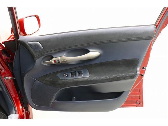 G HIDヘッドライト アルミホイール DVD再生 バックカメラ スマートキー HDDナビ CVT ハーフレザー 記録簿 キーレス 電動シート 盗難防止装置 サイドエアバッグ(10枚目)