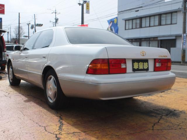 「トヨタ」「セルシオ」「セダン」「三重県」の中古車10