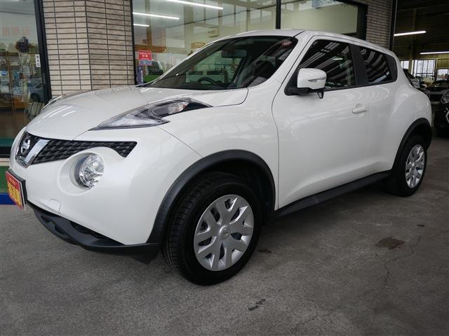 「日産」「ジューク」「SUV・クロカン」「愛知県」の中古車2