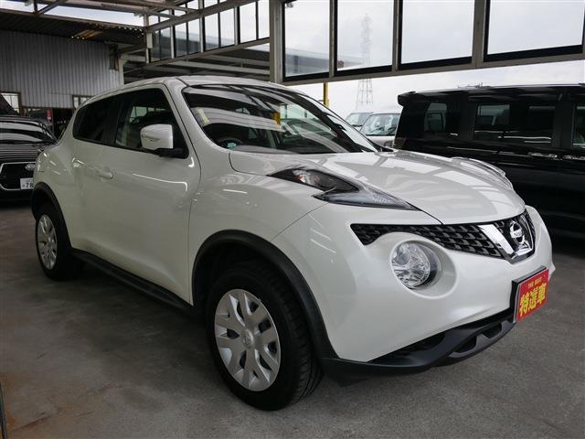 「日産」「ジューク」「SUV・クロカン」「愛知県」の中古車4