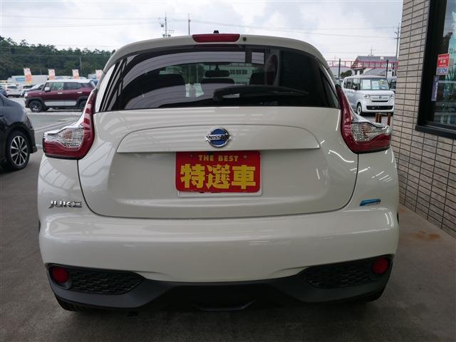 「日産」「ジューク」「SUV・クロカン」「愛知県」の中古車6
