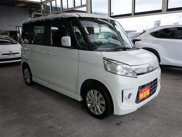 「マツダ」「フレアワゴンカスタムスタイル」「コンパクトカー」「愛知県」の中古車4