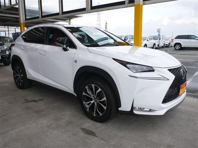 「レクサス」「NX」「SUV・クロカン」「愛知県」の中古車4