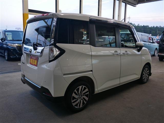 「トヨタ」「タンク」「ミニバン・ワンボックス」「愛知県」の中古車5
