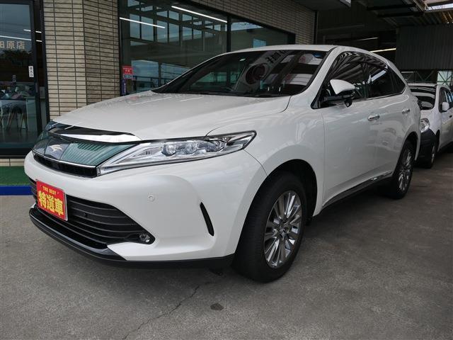 「トヨタ」「ハリアー」「SUV・クロカン」「愛知県」の中古車2