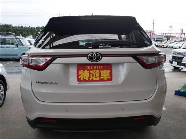 「トヨタ」「ハリアー」「SUV・クロカン」「愛知県」の中古車6