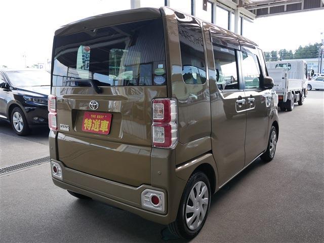 「トヨタ」「ピクシスメガ」「コンパクトカー」「愛知県」の中古車5