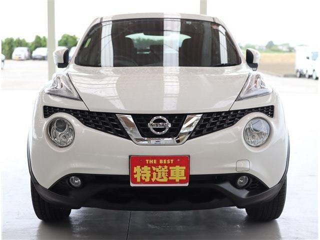 「日産」「ジューク」「SUV・クロカン」「愛知県」の中古車3