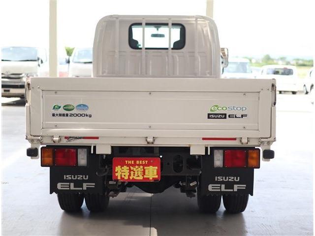フルフラットロー 2トン積み 10尺荷台 クリーンディーゼル車 助手席側電動格納ドアミラー ETC(6枚目)
