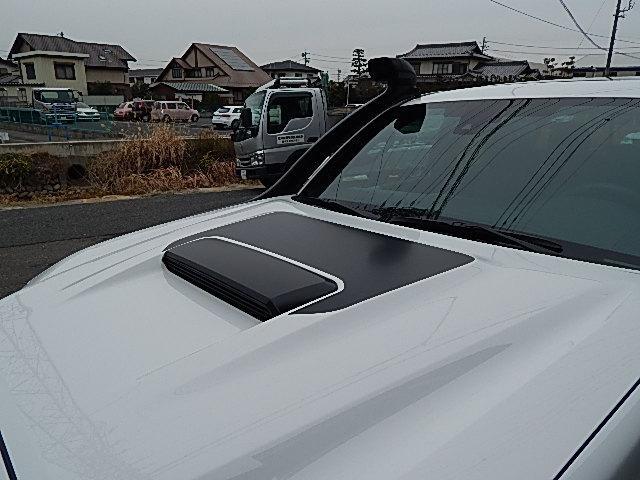 ダブルキャブ TRDプロ 4WD 2019年モデル 黒革(8枚目)