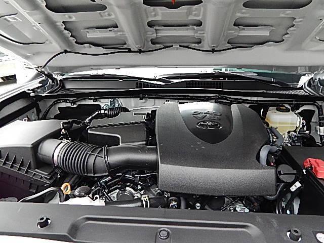 ダブルキャブ TRDプロ 4WD 2019年モデル 黒革(17枚目)