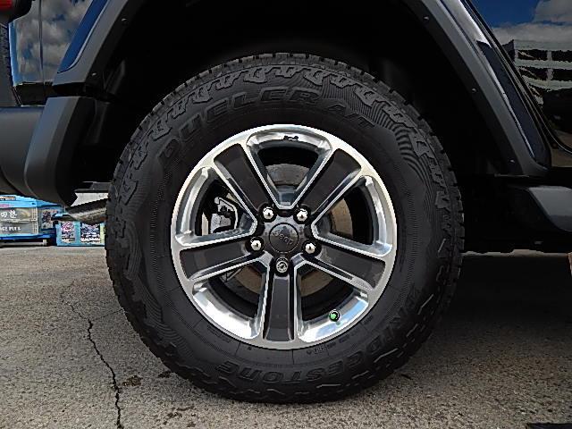 サハラ 4WD 左ハンドル LEDグループ 黒革 JLモデル(4枚目)