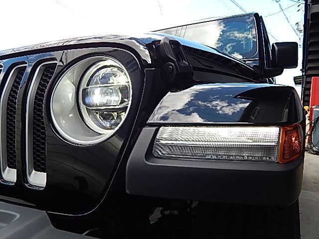 サハラ 4WD 左ハンドル LEDグループ 黒革 JLモデル(8枚目)