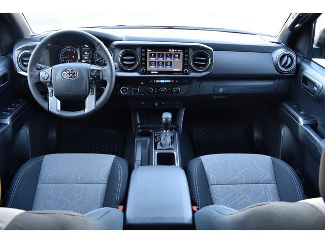 ダブルキャブ TRDオフロード 4WD 2021年モデル アップルカープレイ(14枚目)