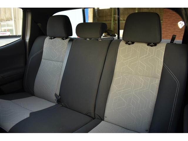 ダブルキャブ TRDオフロード 4WD 2021年モデル アップルカープレイ(16枚目)
