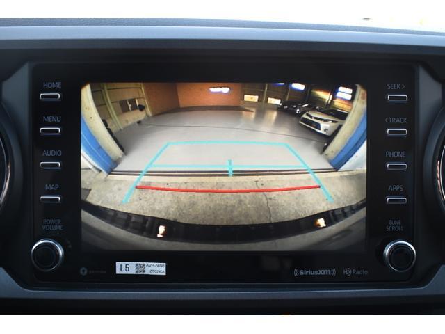ダブルキャブ TRDオフロード 4WD 2021年モデル アップルカープレイ(19枚目)