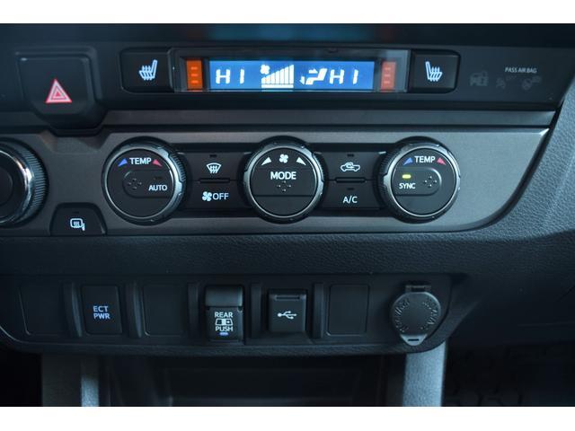 ダブルキャブ TRDオフロード 4WD 2021年モデル アップルカープレイ(22枚目)