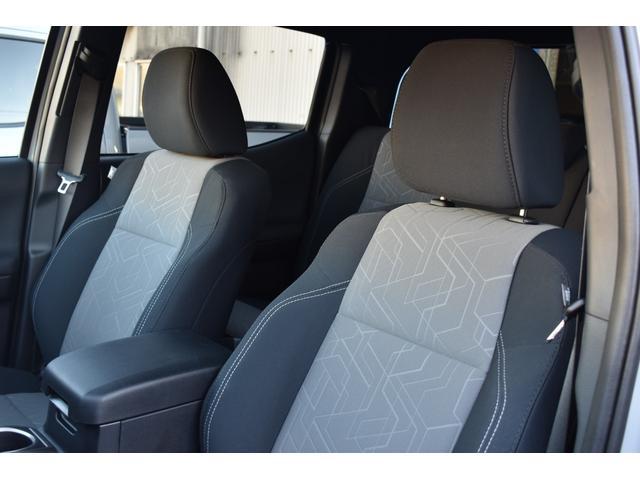 ダブルキャブ TRDオフロード 4WD 2021年モデル アップルカープレイ(28枚目)