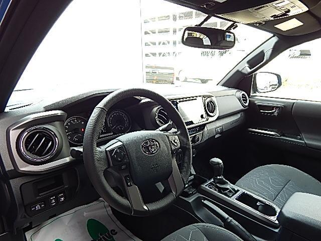 米国トヨタ タコマ ダブルキャブ ロング TRDスポーツ4WD アップグレード