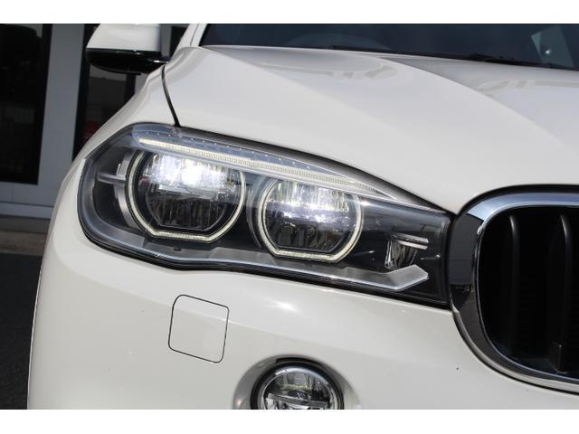 xDrive 35d Mスポーツ/純正ナビ/黒革/サンルーフ(8枚目)