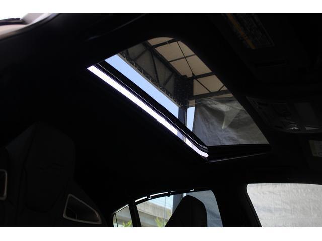 ベースグレード SDマルチ/黒革シート/サンルーフ/PCS/レーンアシスト/オレンジキャリパー/三眼LEDヘッドライト/HUD/ASC/クリアランスソナー(33枚目)