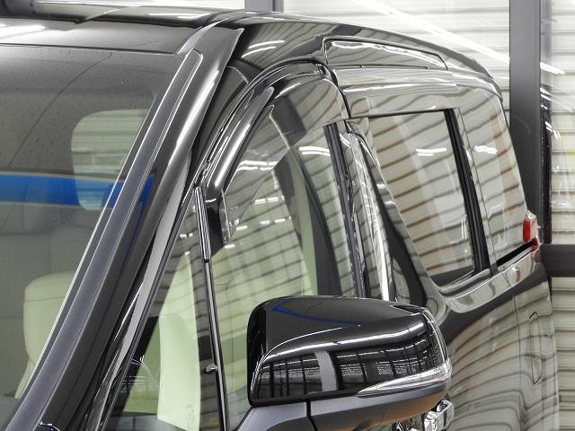 3.5GF 寒冷地仕様SDナビTVパノラミック後席モニター本革シート&シートヒーター両側パワースライドドア&パワーバックドアJBLサウンドLEDヘッド&フォグBSMスマートキーETCデジタルインナーミラー(38枚目)