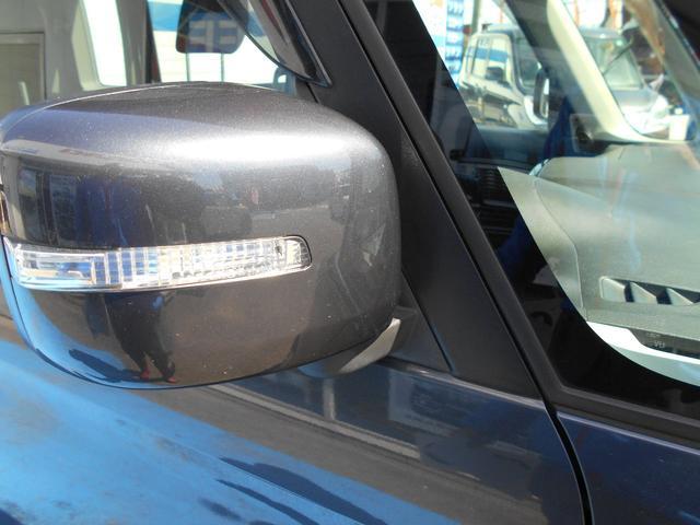 スズキ スペーシアカスタム XS両側スライドドア助手席側パワースライドドア・フルセグナビ