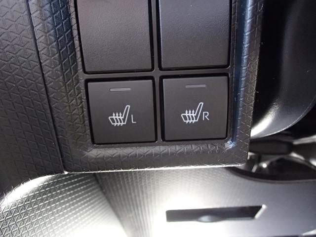 運転席&助手席シートヒーター!!シートの座面を温めるシートヒーター!!冬の寒い日や、寒冷地でのドライブを快適にします!!