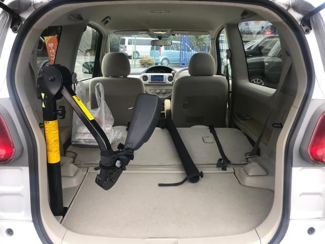 150i Gパッケージ 福祉車両 助手席回転シート ナビTV(12枚目)