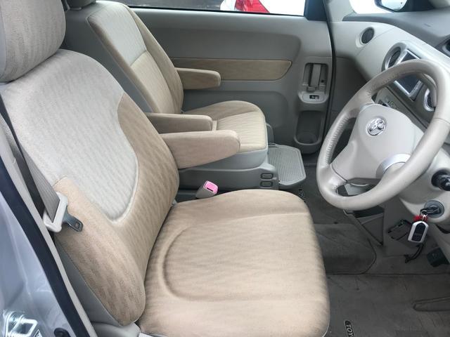 150i Gパッケージ 福祉車両 助手席回転シート ナビTV(13枚目)