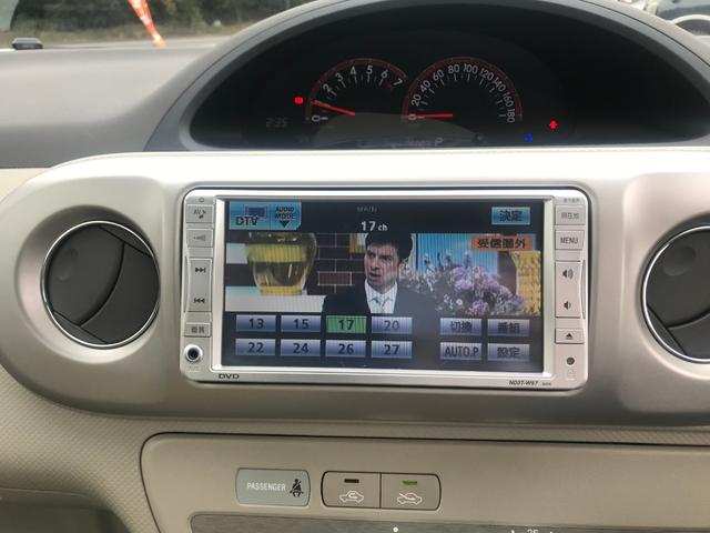 150i Gパッケージ 福祉車両 助手席回転シート ナビTV(14枚目)