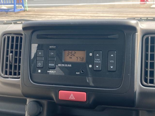 PCリミテッド 4WD 5速マニュアル ハイルーフ キーレスエントリー CDデッキ(19枚目)