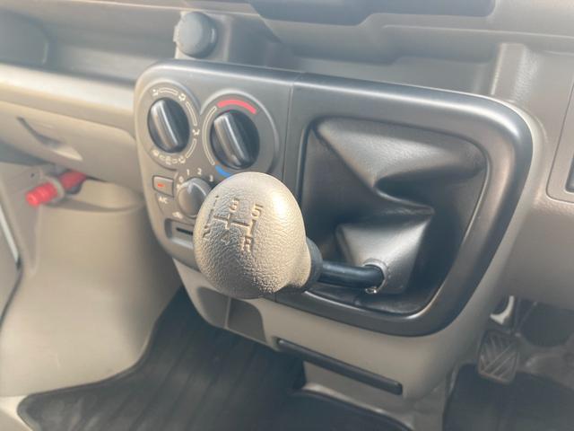 PCリミテッド 4WD 5速マニュアル ハイルーフ キーレスエントリー CDデッキ(21枚目)