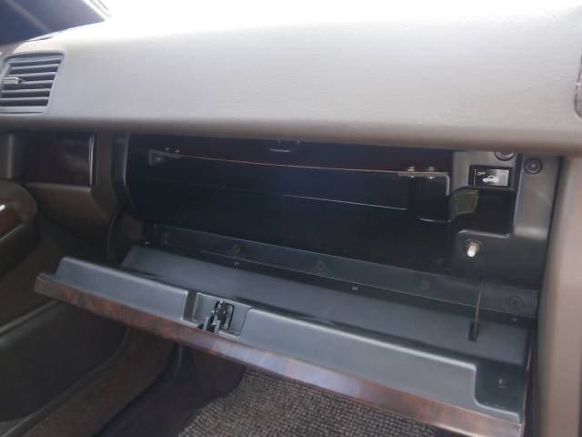 Y31ブロアム フルノーマル車 実走行 2オーナー車(12枚目)