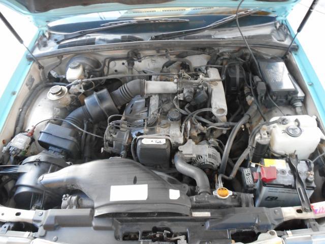 スーパーDX 旧車キャルルック仕様 全塗装済 Tベルト交換済(20枚目)