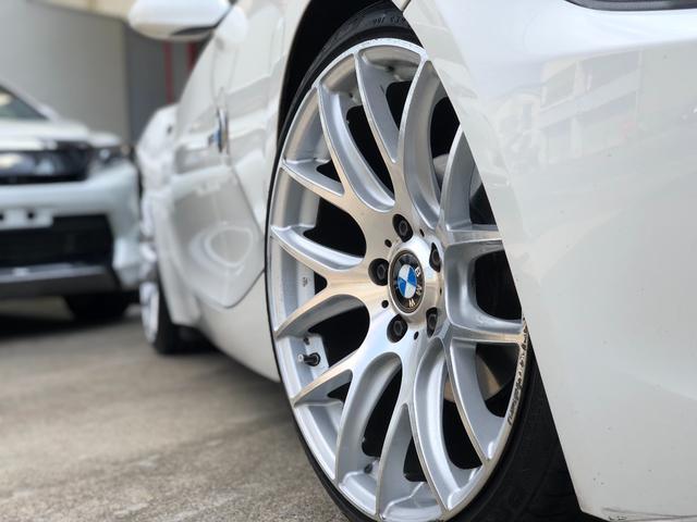 BMW BMW Z4 2.5i  後期仕様 HDDナビ 地デジTV 19インチAW