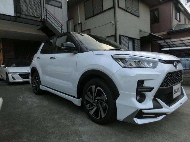 「トヨタ」「ライズ」「SUV・クロカン」「愛知県」の中古車4