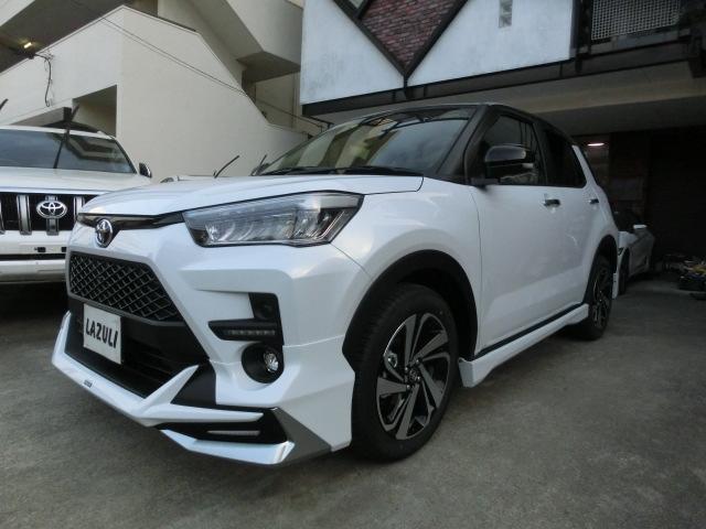 「トヨタ」「ライズ」「SUV・クロカン」「愛知県」の中古車5
