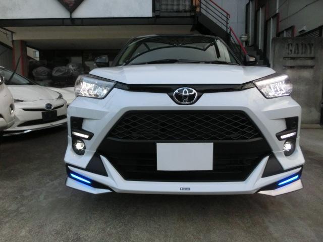 「トヨタ」「ライズ」「SUV・クロカン」「愛知県」の中古車21