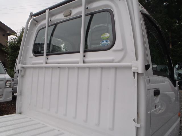 スバル サンバートラック TCスーパーチャージャー 4WD オートマ エアコンパワステ