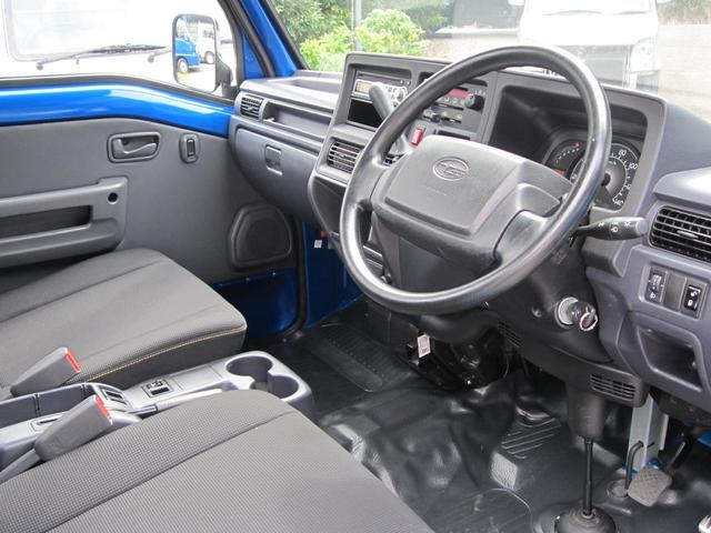 スバル サンバートラック WR ブルーリミテッド オートマ 4WD 最終限定車 作業灯