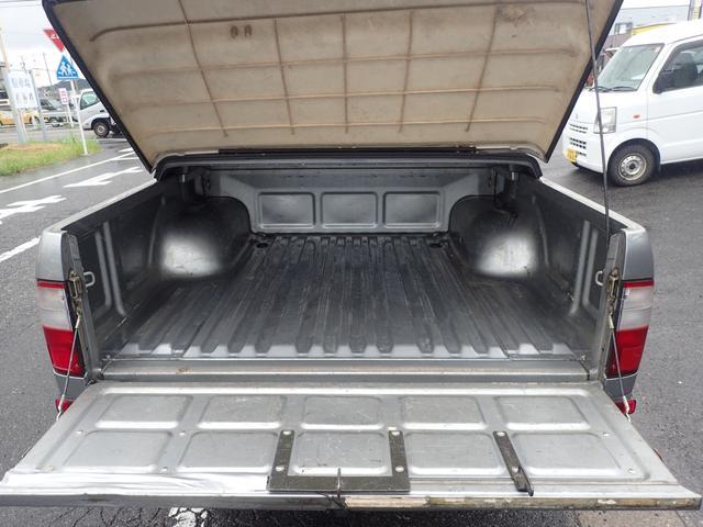 Wキャブワイド4WD 後期型 NOX適合 5人乗 サンルーフ(10枚目)