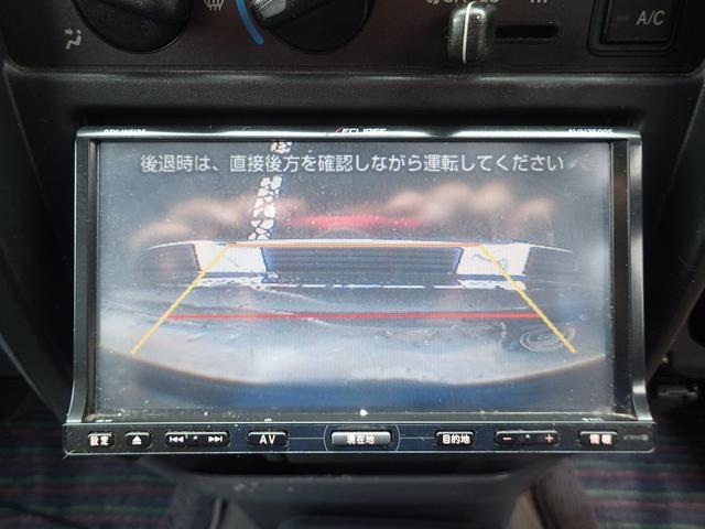 Wキャブワイド4WD 後期型 NOX適合 5人乗 サンルーフ(17枚目)