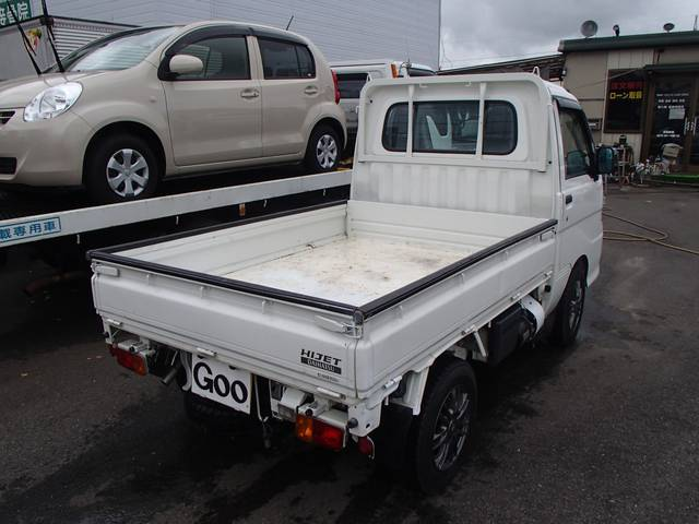 ダンプ 5MT 4WD エアコン パワステ(7枚目)