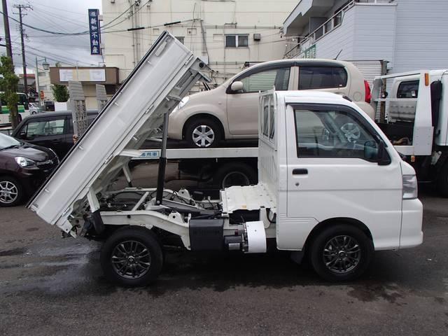 ダンプ 5MT 4WD エアコン パワステ(13枚目)